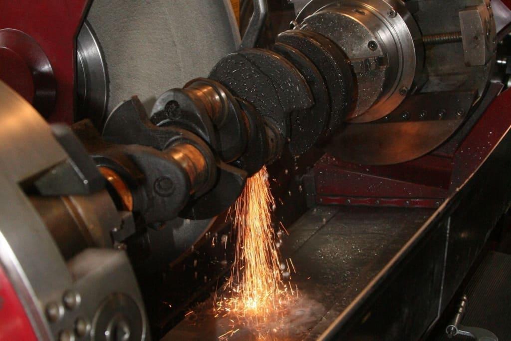 Ремонт коленчатого вала (коленвала) двигателя Ситроен в Казани