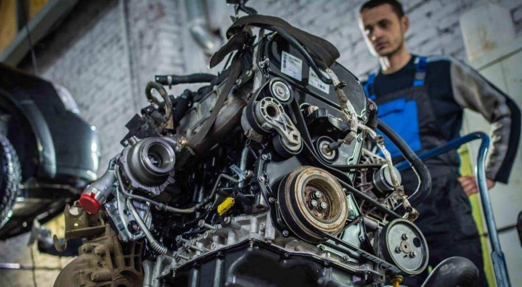 Замена двигателя Ситроен в Казани