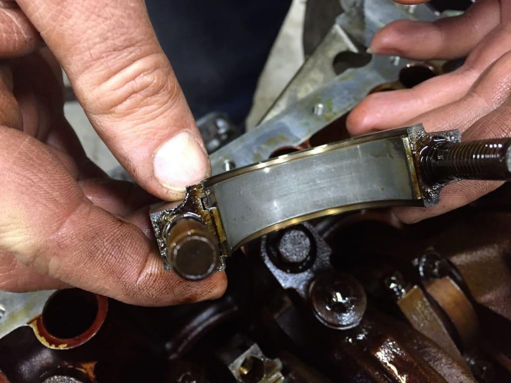 Замена вкладышей двигателя Ситроен в Казани